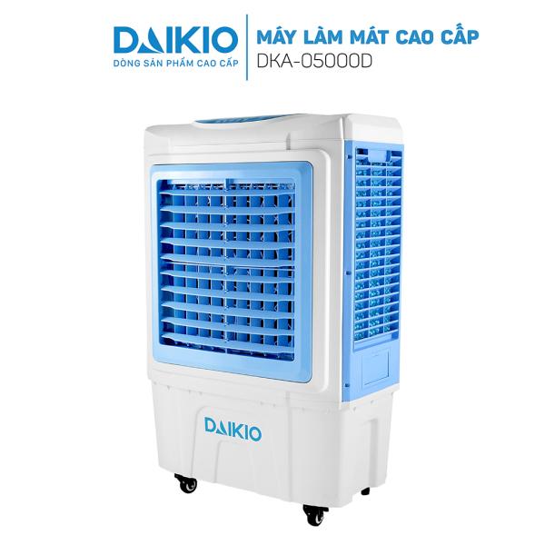 Máy làm mát không khí Daikio DKA-05000D cao cấp - Quạt điều hòa hơi nước Daikio sức gió 5000m3/h