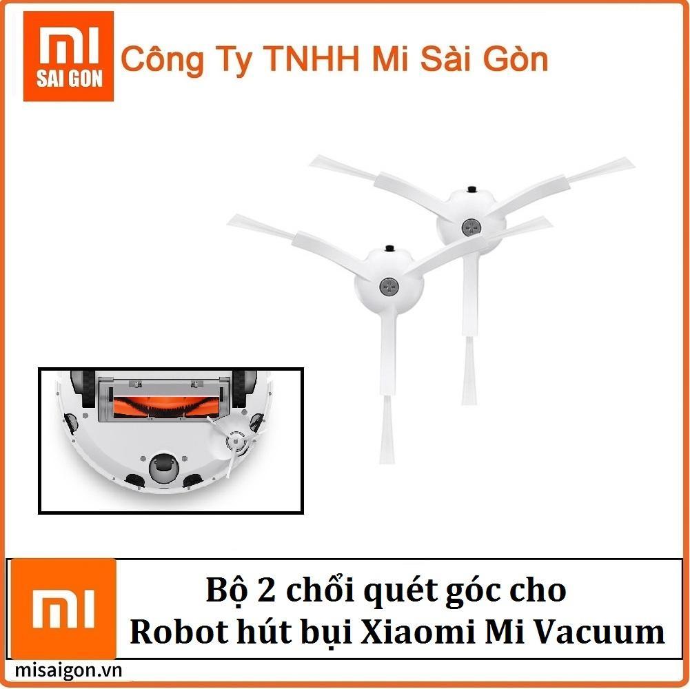Bộ 2 chổi quét góc cho Robot hút bụi Xiaomi Mi Vacuum