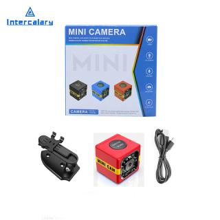 Camera Mini FX01 HD 1080P, Camera Ghi Hình Nhìn Ban Đêm Cảm Biến Chuyển Động DVR Siêu Nhỏ Camera Thể Thao DV Video Nhỏ thumbnail