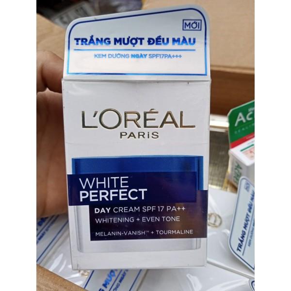 Kem dưỡng trắng ban ngày Loreal 20ml