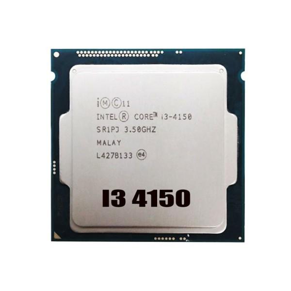Bảng giá CPU Intel Core i3-4150 (3M bộ nhớ đệm 3.50 GHz) Socket 1150 hỗ trợ dòng Main H81 B85 Z87 Z97... - Tray Phong Vũ