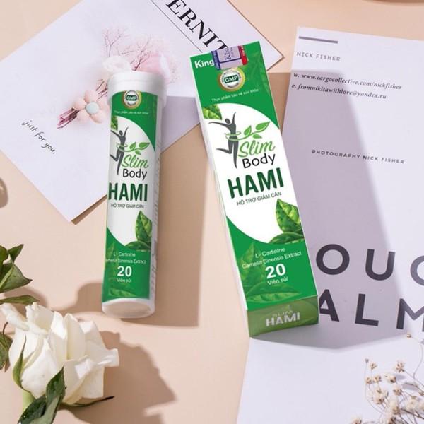 [CHÍNH HÃNG] Giam can Slim Hamii