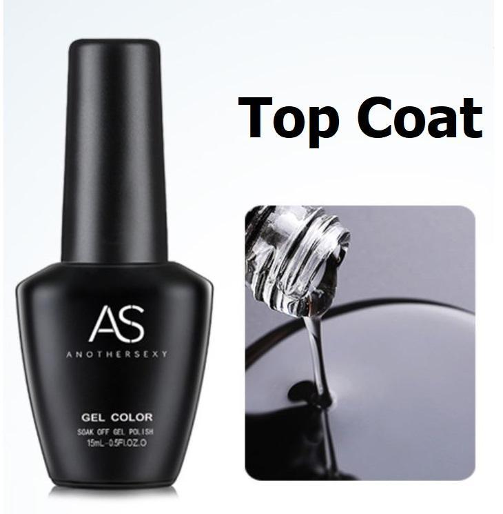 Sơn bóng (Top Coat) gel AS tốt nhất