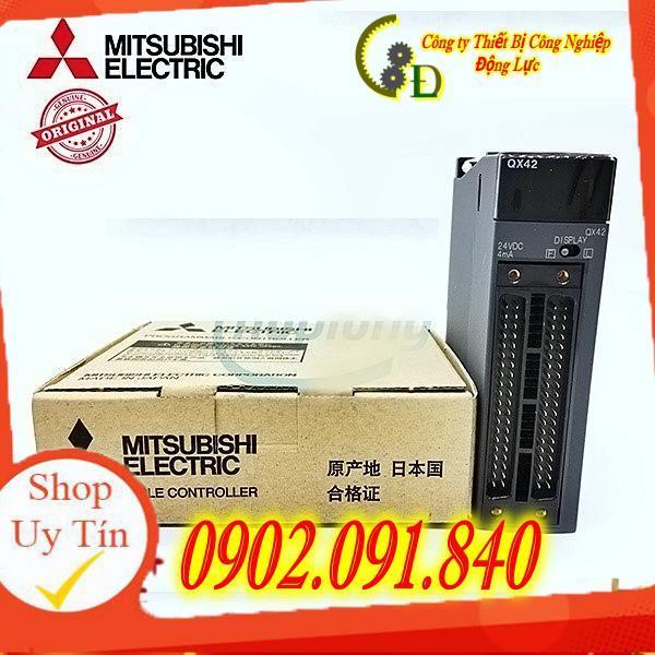 Bảng giá Module (mô đun) đầu vào QX42 CHÍNH HÃNG Mitsubishi. Module Input Mitsubishi. Cam kết bảo hành , HOÀN TIỀN đổi trả miễn phí nếu có bất cứ sai sót gì từ sản phẩm Phong Vũ