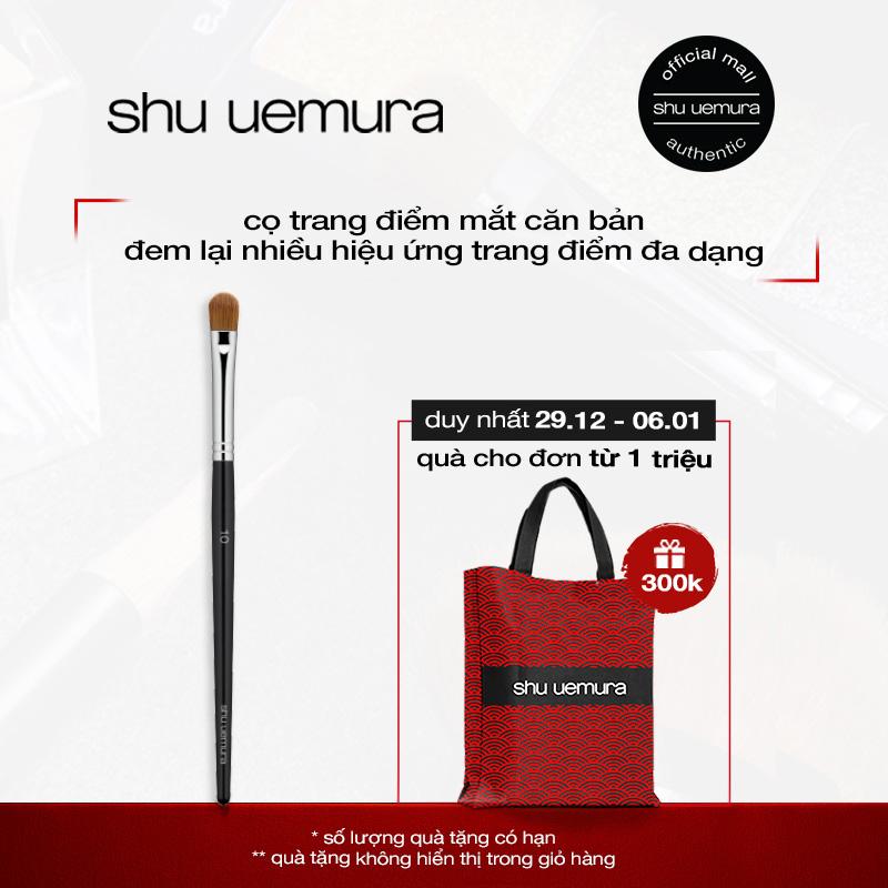 Cọ trang điểm mắt shu uemura natural 10 brush