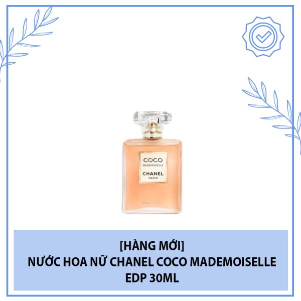 [HCM][Hàng Mới] Nước hoa nữ Chanel Coco Mademoiselle EDP 30ml