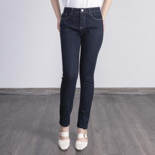 Quần Jean O.jeans - Slim Lưng Cao Nữ- 5QDJ830737BW thumbnail