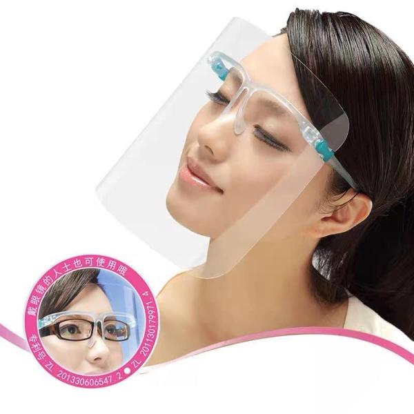 Giá bán ( LOẠI TOÀN MẶT) Mặt nạ chống bụi, kính chống giọt bắn, mặt nạ bảo hộ phòng dịch