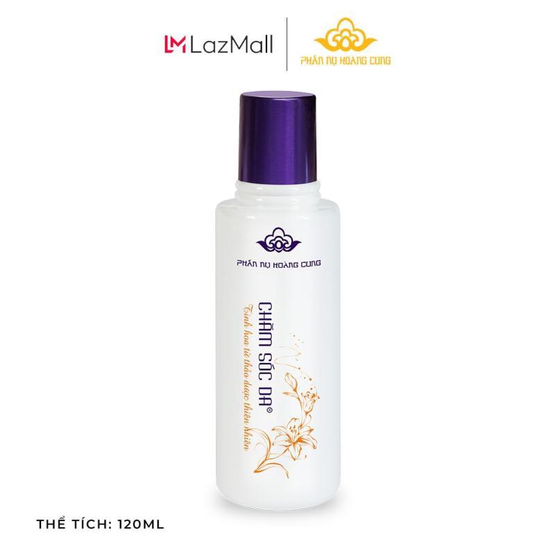 Phấn nước chăm sóc da Phấn Nụ Hoàng Cung- Nước phấn chăm sóc da lấy tế bào chết nhẹ nhàng, thải độc da, giúp da dưỡng sáng đều màu