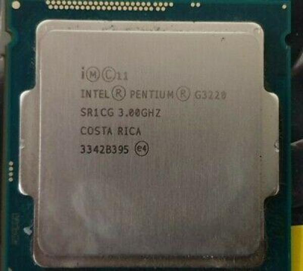 Giá Bộ vi xử lý cpu G3220 - 3.0/3M mạnh mẽ