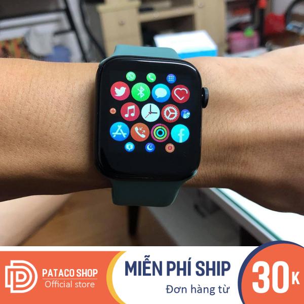 Đồng hồ thông minh Smartwatch T500 nhiều chức năng nghe gọi kết nối điện thoại thay hình nền, đo nhịp tim, kèm đế sạc theo đồng hồ (Fullbox) bán chạy