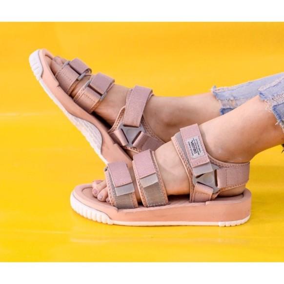 Sandal Vento nữ hàng chính hãng NV9801 màu hồng giá rẻ