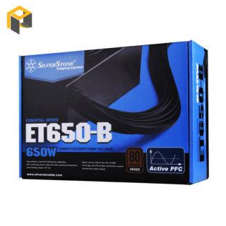 Nguồn máy tính SilverStone ET650-B thumbnail