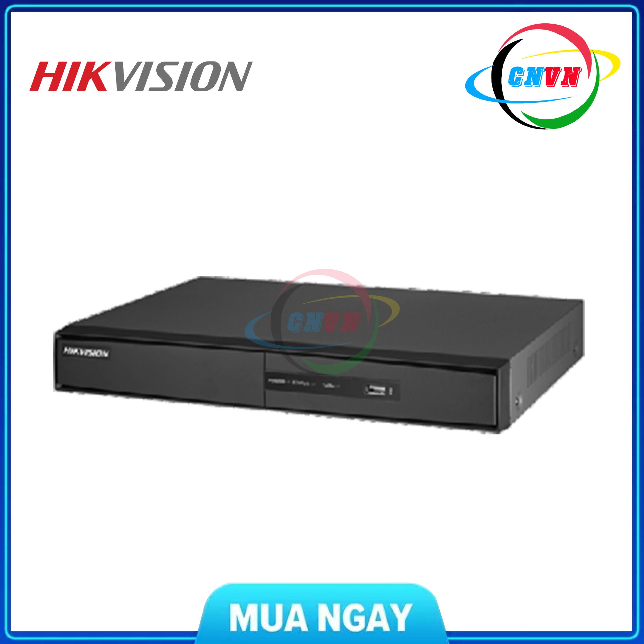 Đầu ghi hình HD TVI Hikvision DS-7208HGHI-F1/N chuẩn H.264+