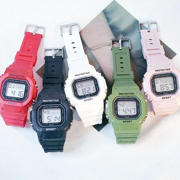 Nơi bán Đồng hồ điện tử nam nữ Sport siêu hot SC2357