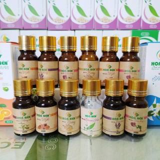 Tinh dầu thiên nhiên Hoa Nén [GIÁ DÙNG THƯ] Tinh dầu thiên nhiên, không sử dụng chất tạo mùi thumbnail