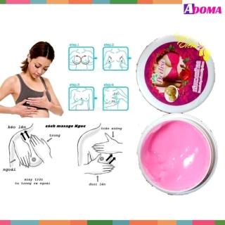 Kem Massage nở ngực Xương rồng xanh ADOMA Derlise Breast Up Cream 50g - Thoa Kem Upsize Tăng Vòng 1 Làm Săn Chắc Vòng 1 Hiệu Quả 3