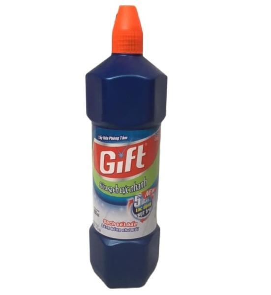 Nước tẩy TOILET siêu sạch cực nhanh Gift 900ml