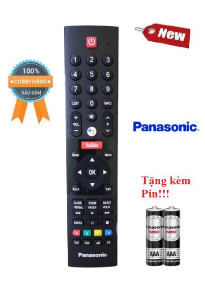 Bảng giá Điều khiển tivi Panasonic giọng nói- Hàng mới chính hãng 100% Tặng kèm Pin