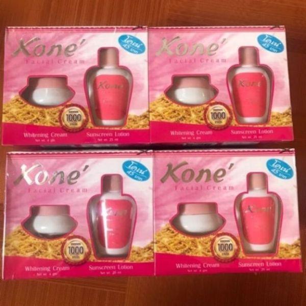 Combo sỉ 5 hộp kem Kone Thái Lan giá rẻ