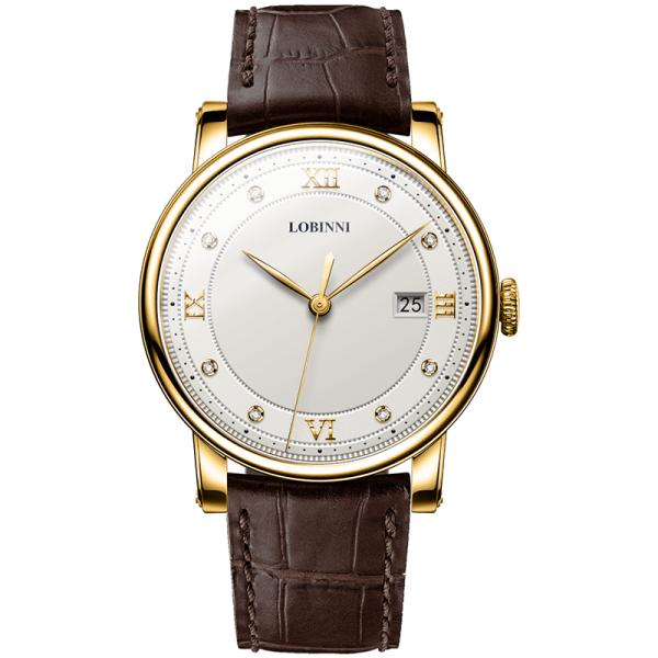 Đồng hồ nữ chính hãng Lobinni L3012-12
