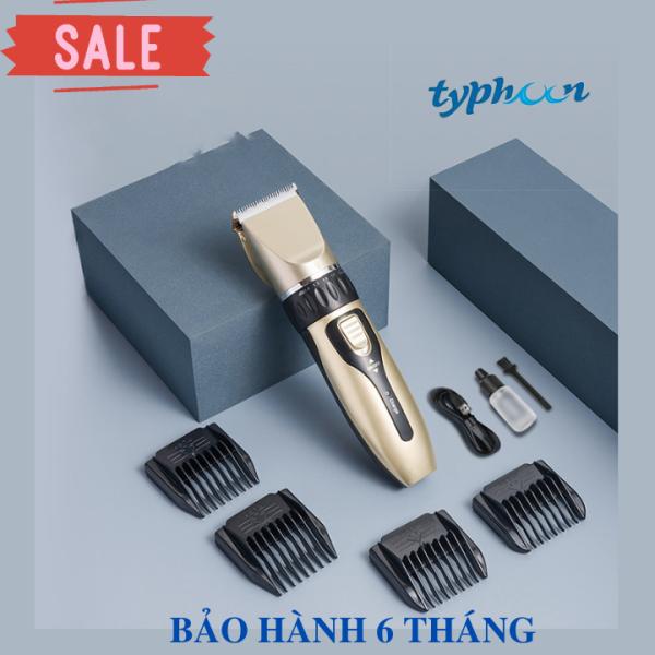 [Tặng kèm 12 phụ kiện]Tông đơ cắt tóc cao cấp, Tăng đơ cắt tóc loại tốt_Typhoon Housewares giá rẻ