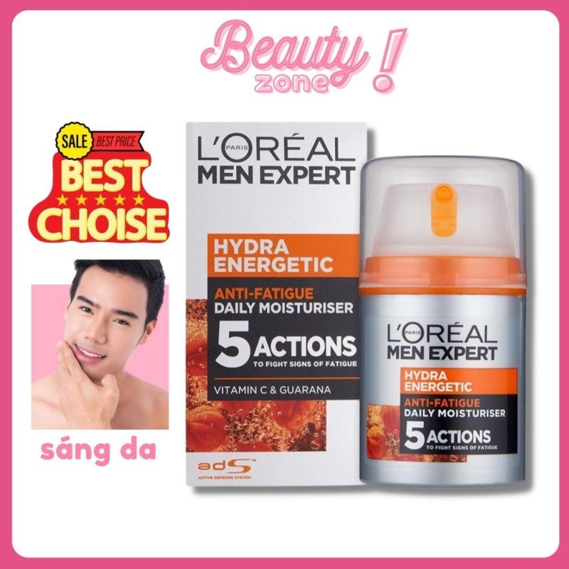 Kem dưỡng ẩm giúp sáng da LOREAL MEN EXPERT - Hỗ trợ làm mờ thâm mụn dành cho nam giới giá rẻ