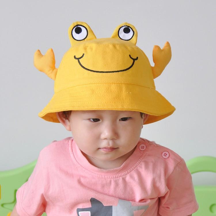 Nón Bucket Hoạ Tiết Hoạt Hình Đáng Yêu Cho Bé - MK9