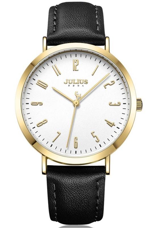 Đồng hồ Đồng hồ nữ thời trang dây da Đồng hồ julius Nữ Ja-1017