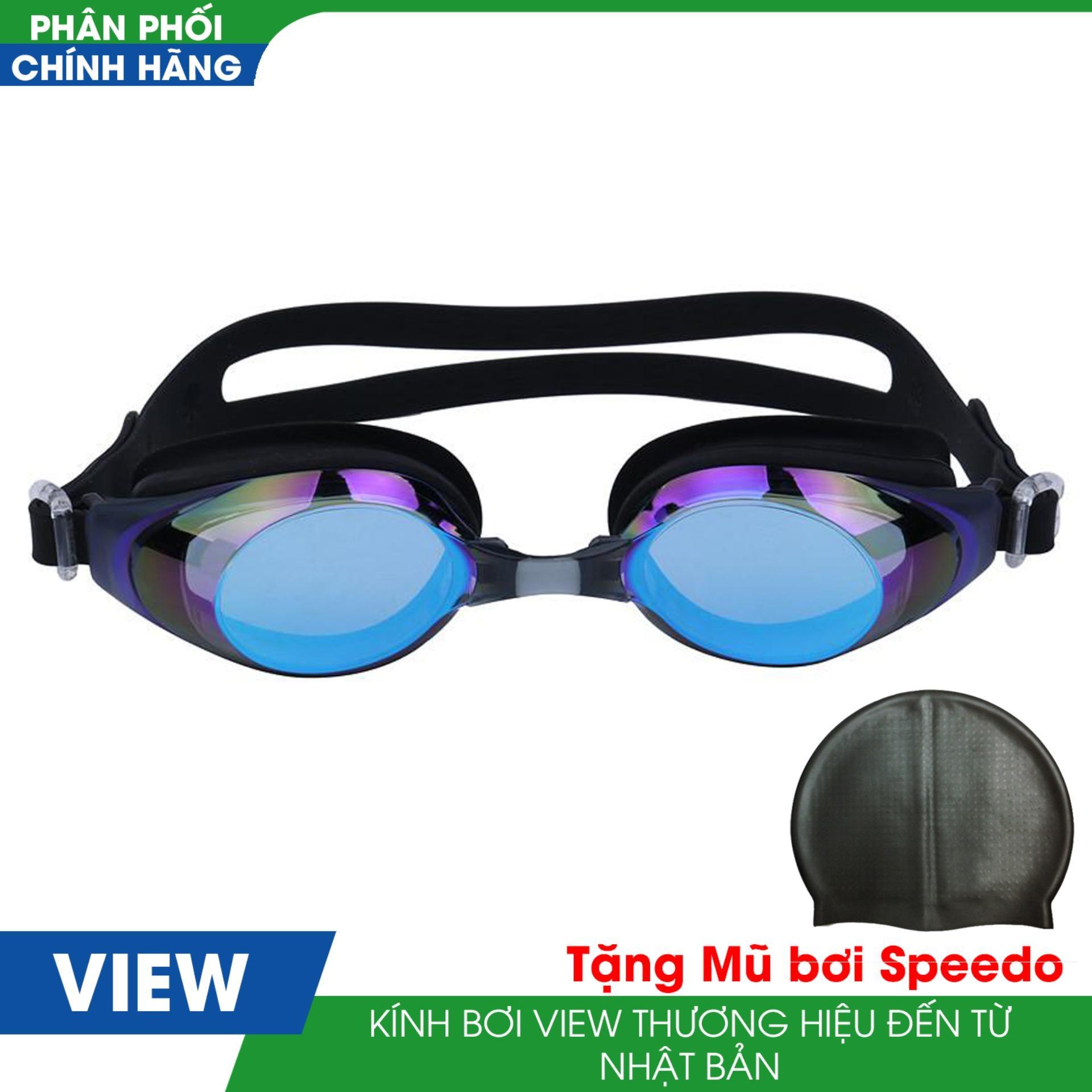 Kính Bơi View V610MR Tráng Gương Giá Rất Tiết Kiệm