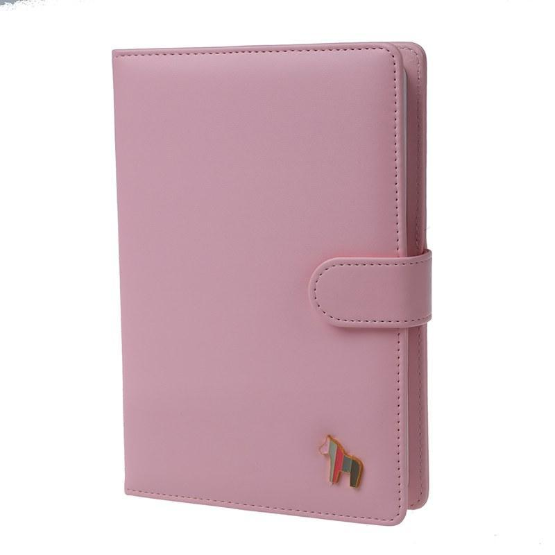 Mua Weekly Planner Sweet Notebook Creative Student Schedule Diary Book Color Pages School Supplies No Year Limit(Pink)