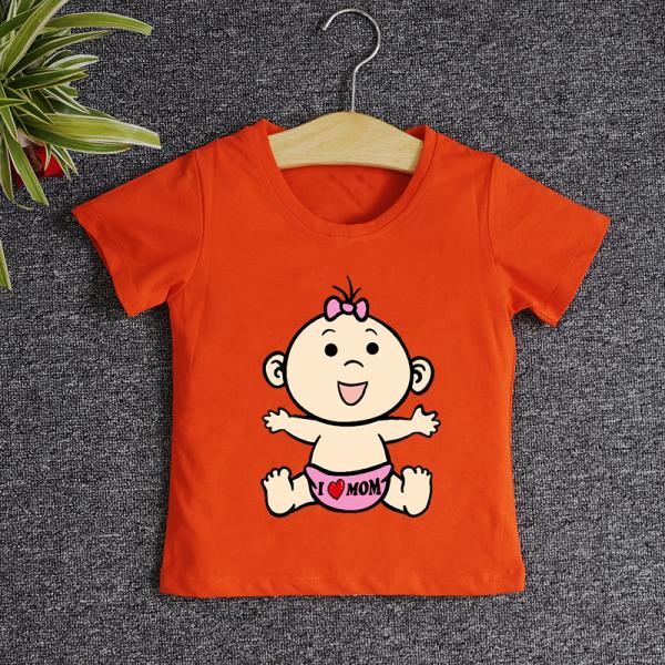 Giá bán áo thun cho em bé siêu rẻ vải mịn thoáng mát cho bé