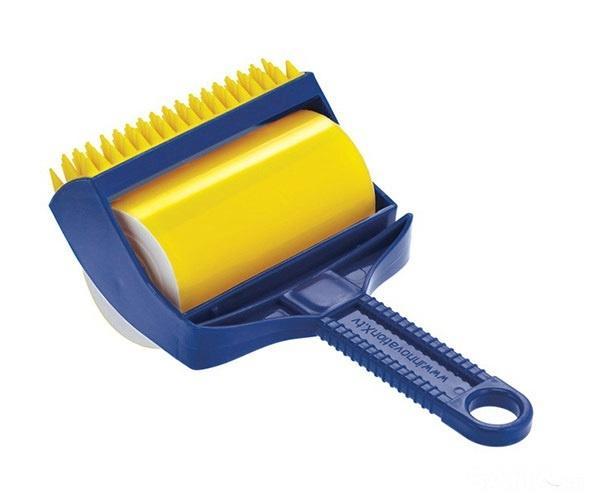 Cây lăn bụi thông minh siêu dính,dễ rửa (Xanh lam đậm) - Kmart