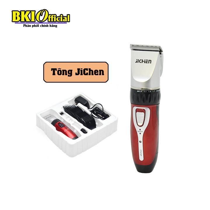 Tông đơ cắt tóc - Tông đơ cắt tóc gia đinh Jichen 0817
