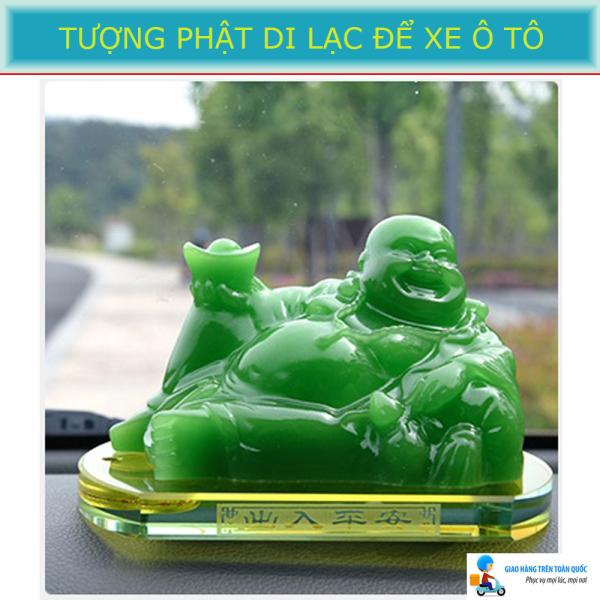Tượng Phật Di Lặc Để Xe Ô Tô Vạn Sự Như Ý,Mang Tài Lộc Bình An.
