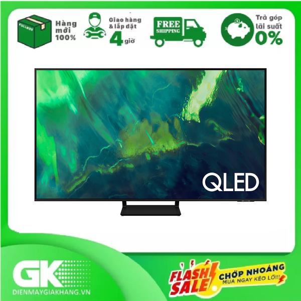 Bảng giá [GIAO HÀNG 2 - 15 NGÀY, TRỄ NHẤT 30.09] Smart Tivi QLED 4K 55 inch Samsung QA55Q70AA Mới 2021