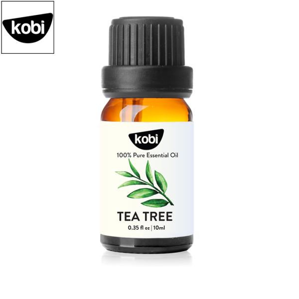 Tinh dầu tràm trà Kobi nguyên chất giúp chống mụn trứng cá, giữ gìn da hiệu quả