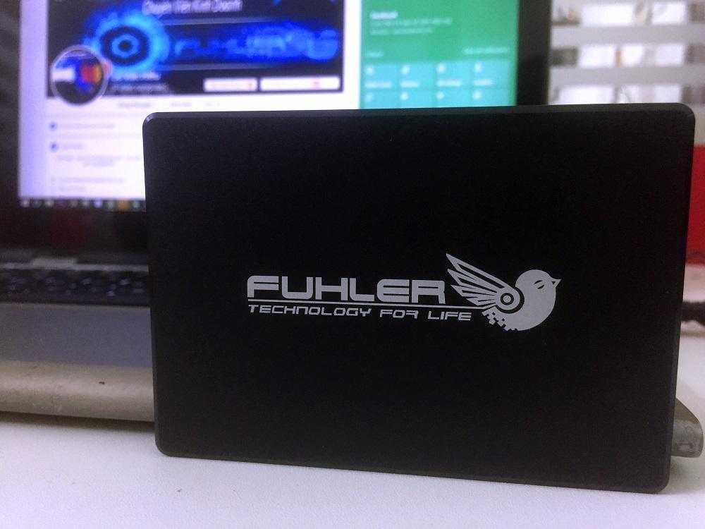 Ổ Cứng SSD Fuhler D900 - S120GB Sata III 6Gb/S Nhật Bản