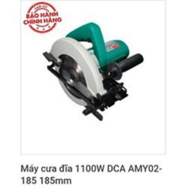 Máy cưa , cắt gỗ DCA 185 mm. 1100w