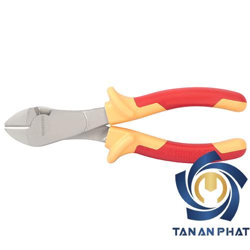 Kìm cắt cách điện đầu dài WORKPRO W095002, 6inches/160mm