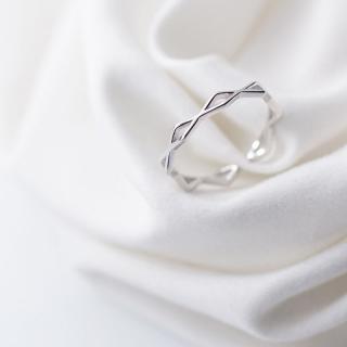 Nhẫn Bạc Nhẫn Bạc Nữ Thiết Kế Độc Đáo Cá Tính Phong Cách Trẻ Trung Năng Động Dành Cho Phái Đẹp N2456 - Bảo Ngọc Jewelry thumbnail
