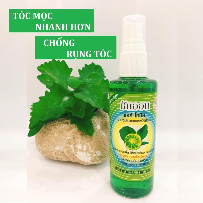 Combo 2 chai tinh dầu bưởi xịt giúp mọc tóc, chống rụng tóc Thái Lan, siêu hiệu quả