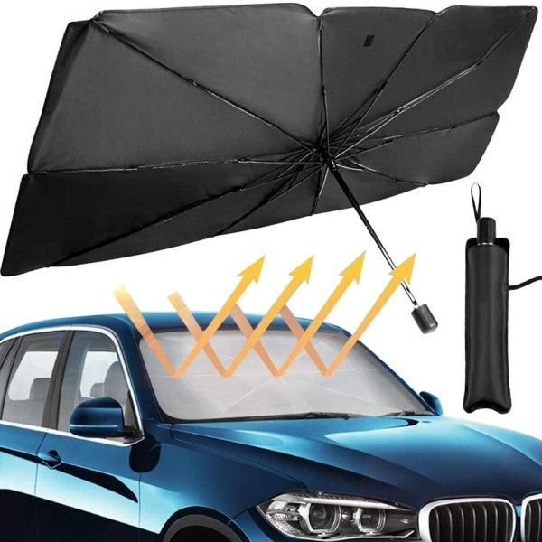 Dù che nắng kính lái xe hơi chống nóng, bảo vệ nội thất xe khi đỗ trời nắng