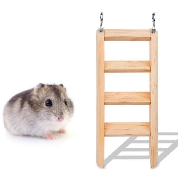 Thang Gỗ Cho Hamster