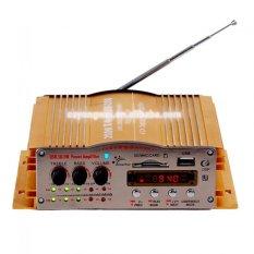 Giá Bán Amply Nghe Nhạc Mini Usb Thẻ Sd Yw 200A Adaptor 12V 2A Trong Hồ Chí Minh