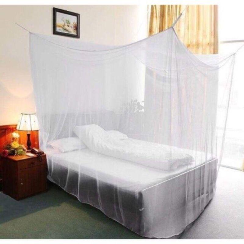Mùng Tuyn Thủ Đô-20/10|Chống Muỗi Chân Cao 2M (1M2,1M6,1M8)| Hàng Không Cửa (Bảo Hành 1 Đổi 1 Trong 7 Ngày)
