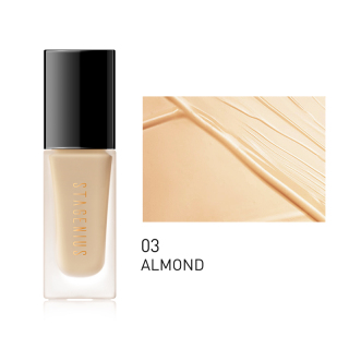 STAGENIUS SPF 30 Foundation Natural Nude Color Face Base Makeup 18HR Flawless Liquid Matte Full Coverage Concealer thumbnail