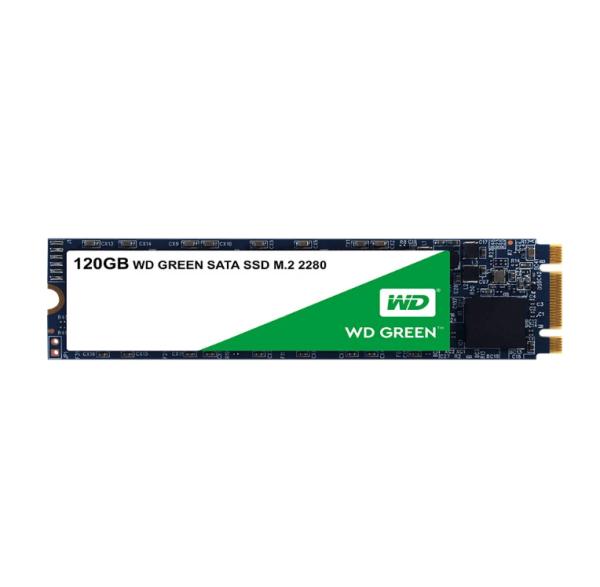 Bảng giá Ổ cứng SSD Western Digital Green 120GB M.2 2280 SATA 3 - WDS120G2G0B Phong Vũ