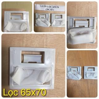 Lưới Lọc Máy Giặt Toshiba 65mm 70mm (Túi Lọc Rác Máy Giặt ) thumbnail