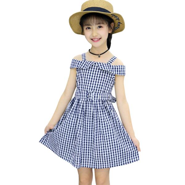 Giá bán Đầm cho bé gái từ 5 đến 14 tuổi - DA10